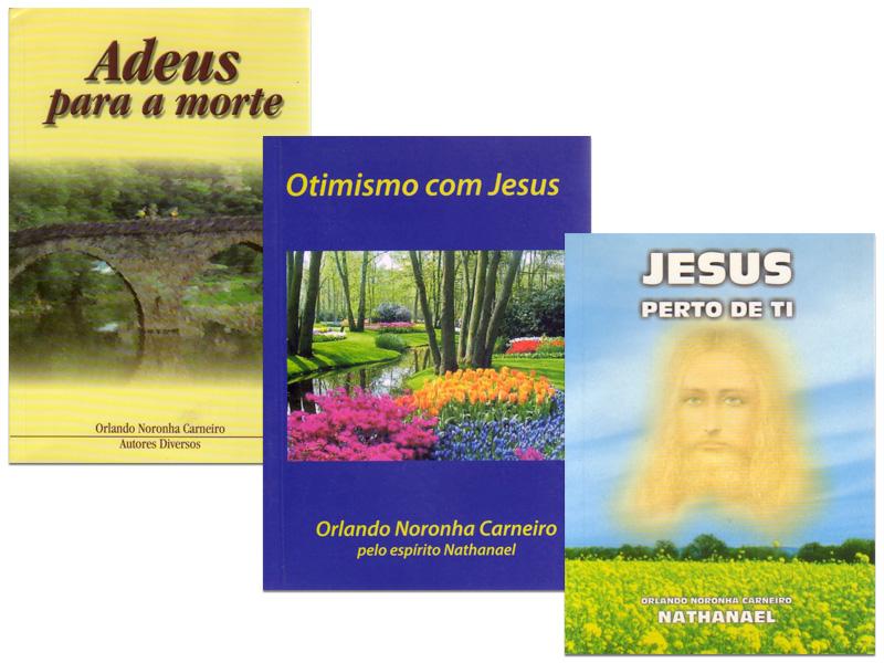 Livros Orlando Noronha Carneiro